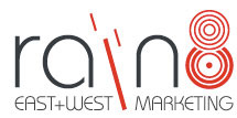 Rain8 offers Western marketing communications in Shanghai, Visual Identity Design,